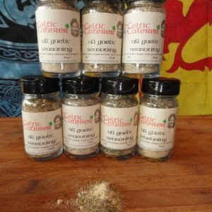 ORIGINAL Celtic Caterer Spice created by the Celtic Caterer Eric McBride